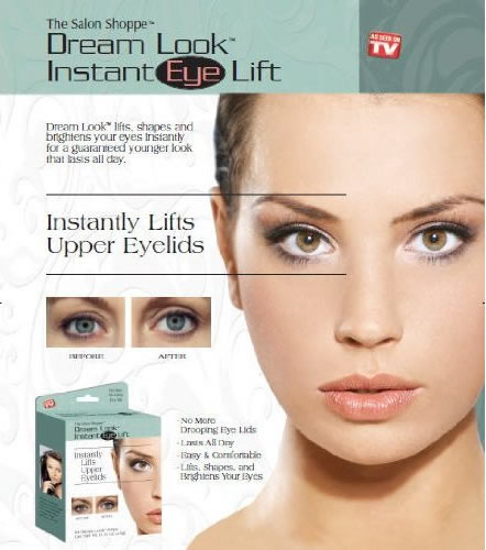 how to use olay firm and lift eye gel